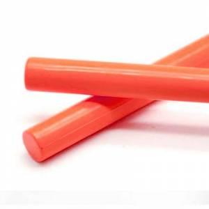 Barras para PISTOLA - Barra Lacre 12mm de Resina TEJA para Pistola
