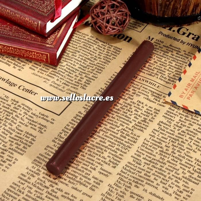 Imagen Barras para PISTOLA Barra Lacre 10mm Flexible pistola ROJO MARRON ROJIZO