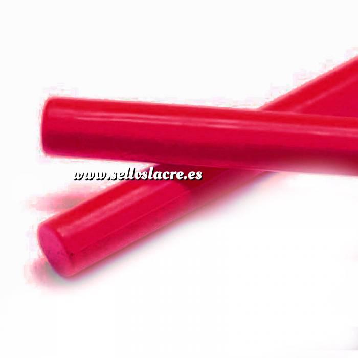 Imagen Barras para PISTOLA Barra Lacre 12mm de Resina ROJO TRADICIONAL para Pistola