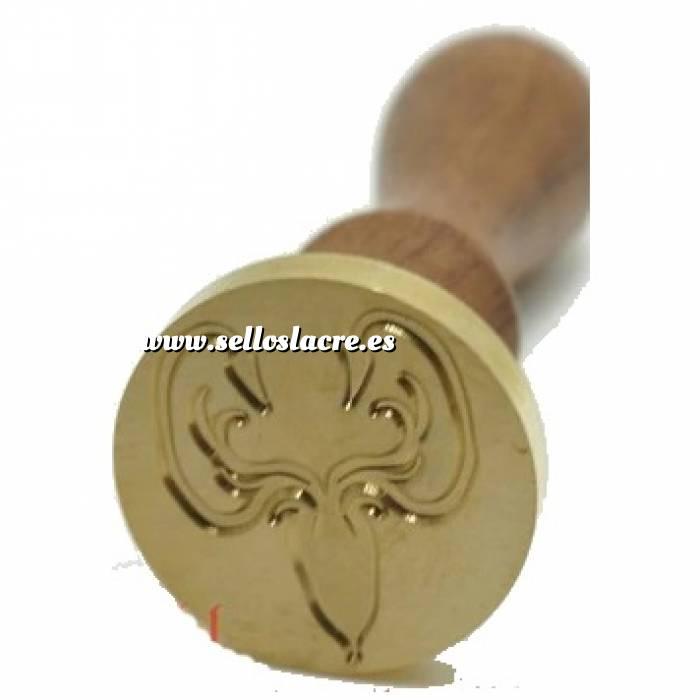 Imagen Diseños inmediatos Sello lacre mango largo - JUEGO DE TRONOS - Greyjoy (Últimas Unidades)