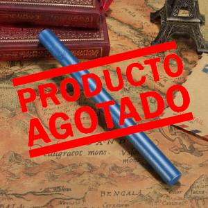 Imagen Barras para PISTOLA Barra Lacre 10mm Flexible pistola AZUL ROYAL Brillante (Últimas Unidades)