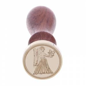 Diseños inmediatos - Sello lacre mango largo - SIGNOS DEL ZODIACO 2 - Virgo (Últimas Unidades)